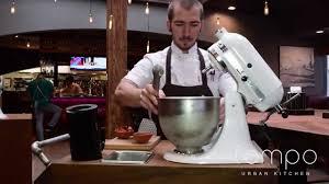 Urban Kitchen Abu Dhabi Liquid Nitrogen Table Side Ice Cream At Tempo Urban Kitchen Youtube