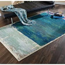 Area Rugs With Purple Pantone Universe Faded Abstract Blue Purple Area Rug 9 U00279 X 12 U00272