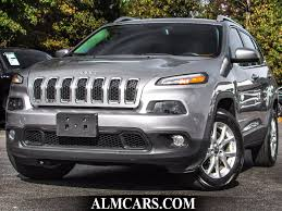used jeep cherokee 2015 used jeep cherokee cherokee latitude at alm gwinnett serving