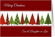 christmas cards for son u0026 daughter in law from greeting card universe
