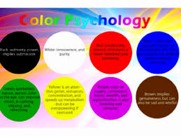 Meaning Of Color by Psych By Erika