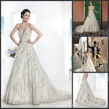 halter neck low back wedding dresses wedding dress shops