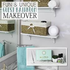 ideas for guest bathroom unique guest bathroom ideas makeover