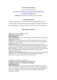 Territory Sales Manager Resume Sample by Employment Channel Resume Sales Business