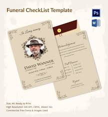 doc 921691 free funeral templates download u2013 free funeral