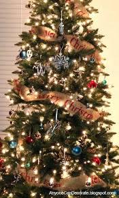 picture of brown christmas tree christmas tree garland barnonestudio