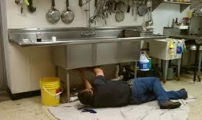 Kitchen Sink Plumbing Repair by Orlando Plumbing Kissimmee Plumbers