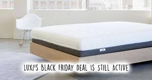black friday deals on mattresses luxi mattress review by honest mattress reviews