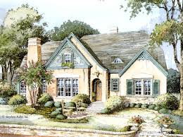 european cottage plans house plan bhg anniversary cottage stephen fuller inc the