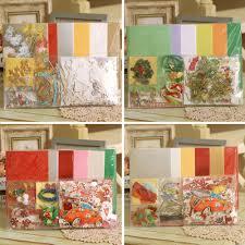 aliexpress com buy 18 cards envelopes handmade diy holiday card
