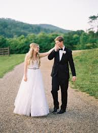 outside weddings country wedding in the smoky mountains link