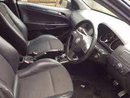 opel astra 2005 interior vauxhall astra 1 9 diesel cdti design 2005 mot feb 2018 half