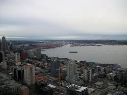 used lexus rx 400h seattle seattle from the sky great view from the space needle