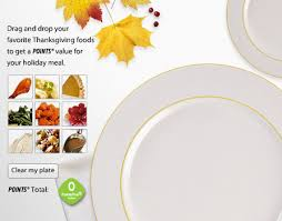 thanksgiving sheet see how a traditional turkey dinner adds