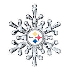 pittsburgh steelers tree ornaments