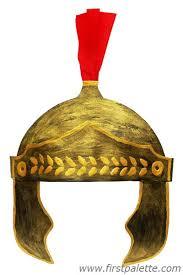 roman imperial helmet craft kids u0027 crafts firstpalette com