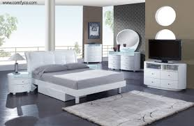 Grey Gloss Bedroom Furniture White Bedroom Furniture Bedroom Design Decorating Ideas
