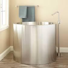 stainless steel tubs steel bathtubs signature hardware