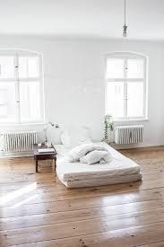 Best Flooring For Bedrooms Uncategorized Amazing Comfy Bed On Floor For Simple Bedroom