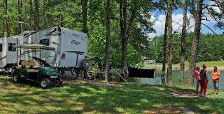 lake rudolph campground u0026 rv resort picture santa claus
