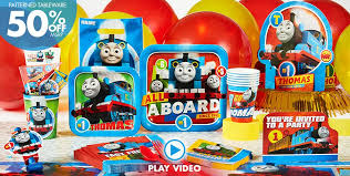 thomas tank engine party supplies thomas tank birthday