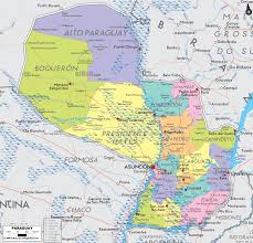 Monte Carlo Map Maps Of Paraguay Map Library Maps Of The World