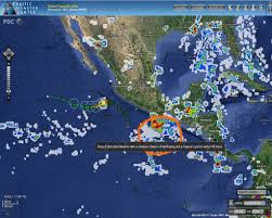 Manzanillo Mexico Map by Pdc Weather Wall Tropical Cyclone Activity Report U0026 8211