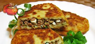 recette de cuisine a base de pomme de terre zrazys de pommes de terre avec la viande j aime l