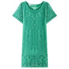 2017 spring dresses summer western female style big swing short