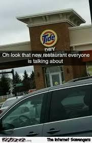 Funny Restaurant Memes - funny tide restaurant meme pmslweb