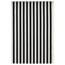 Black And White Stripe Curtains Sofia Fabric Ikea