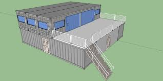 ashdod port shipping container office building tikspor