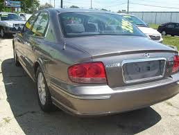 2003 hyundai sonata gls 2003 hyundai sonata gls 4dr sedan in alsip il rbm auto brokers