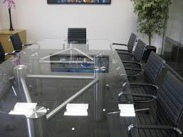 Large Boardroom Tables Glass Meeting Tables U0026 Glass Boardroom Tables Solutions 4 Office
