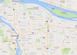 Portland Airport Terminal Map by Arrests Laser Pointer Safety News Of Aviation Related