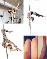 Flag Pole Workout French Pole Dancer And Flexibility Instructor Momo Power Interview