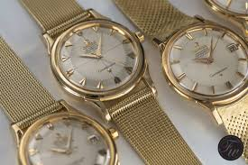 omega bracelet watches images In depth vintage omega constellation watches jpg