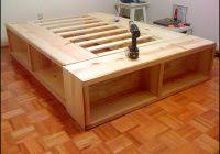 Diy Bed Frame With Storage Diy Bed Frame With Storage 10 Gorgeous Ideas For Bed Frames That