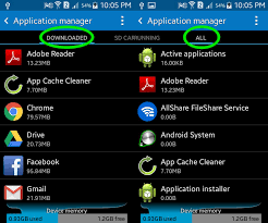 phone settings android how to disable android apps ubergizmo