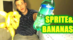 Challenge Montage Banana And Sprite Challenge Puke Montage Top