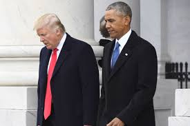 obama trump relationship strained by felony accusation