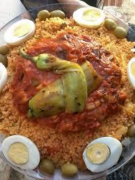 cuisine alg ienne couscous couscous algérien ouadsouf biskra appelé meffouar ou seffa