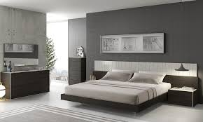 Contemporary Bedroom Furniture Porto Modern Platform Bed Cadomodern