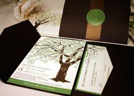 cheap wedding invitation sets grandfather oak tree wedding invitations rustic wedding