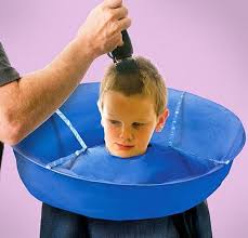 can you get a haircut where you can wear it as a bob and flipped haircut umbrella hair catcher