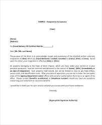 10 volunteer resignation letters free sample example format