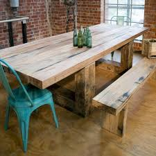 Reclaimed Timber Dining Table Reclaimed Australian Timber Dining Table From Mulbury Mulbury