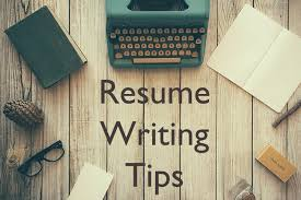 resume writing 6 tips for writing an effective resume news 3p partners llc