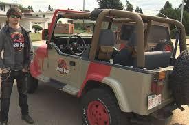 jurassic park tour car jurassic park jeep replicas turn heads in edmonton globalnews ca