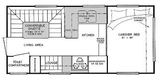 Caravan Floor Plans Camper Plans Grandview Design 11 U0027 Truck Camper Caravan Build